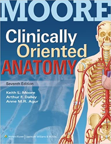 Clinically Oriented Anatomy(Moore) PDF