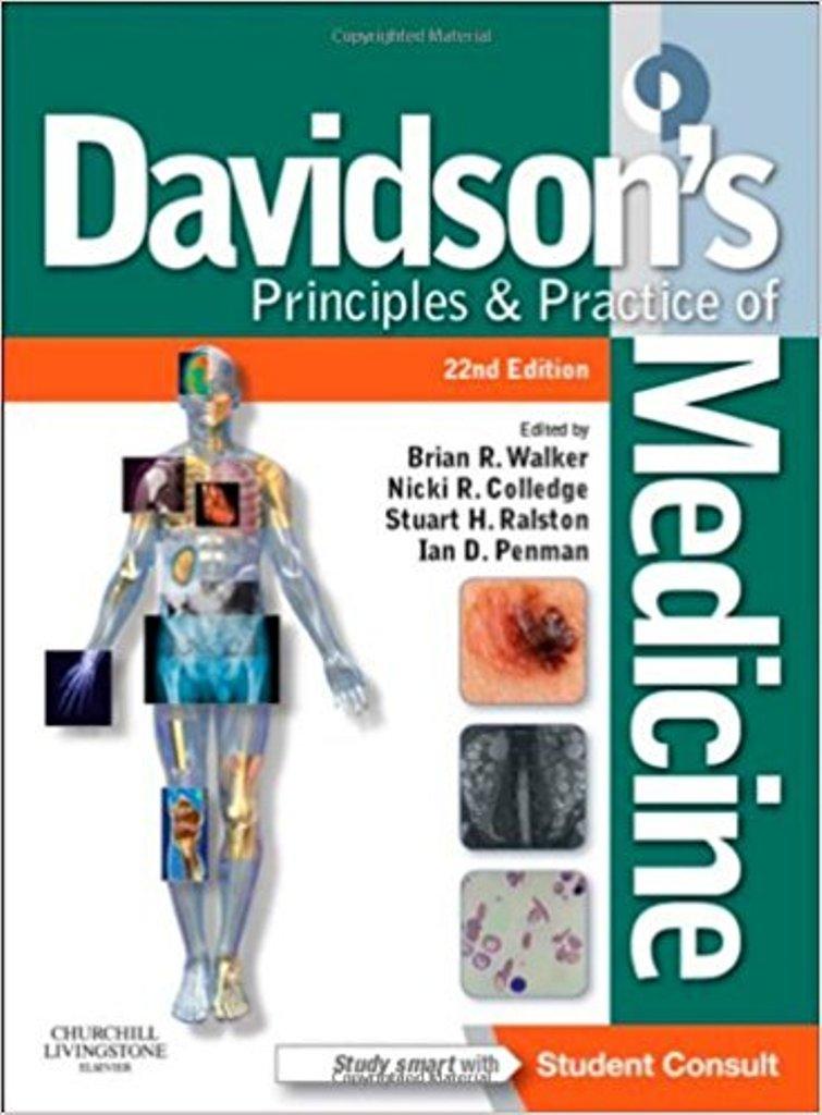 Davidson's Principles and Practice of Medicine PDF
