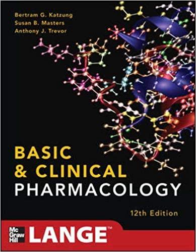 Basic and Clinical Pharmacology -katzung  PDF